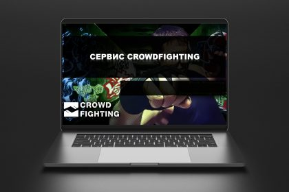 Презентация о проекте Crouwdfighting